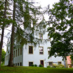 Schloss hinten Burgk
