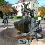 Bild 11: Brunnen in Freital