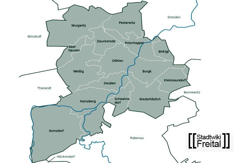 Stadtwiki Freital