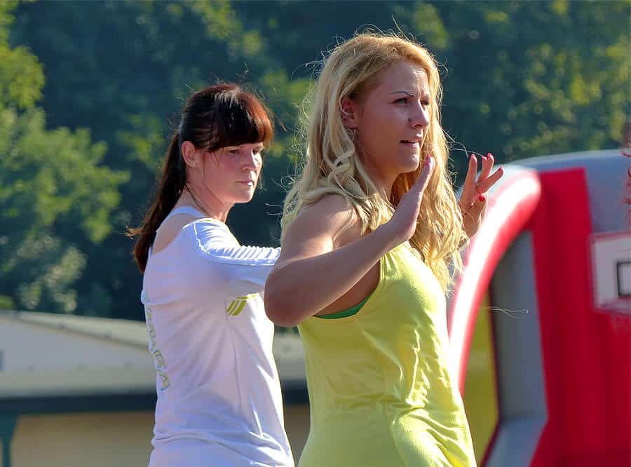 Fitness in Freital