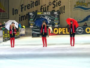 Promotion Girls on Ice