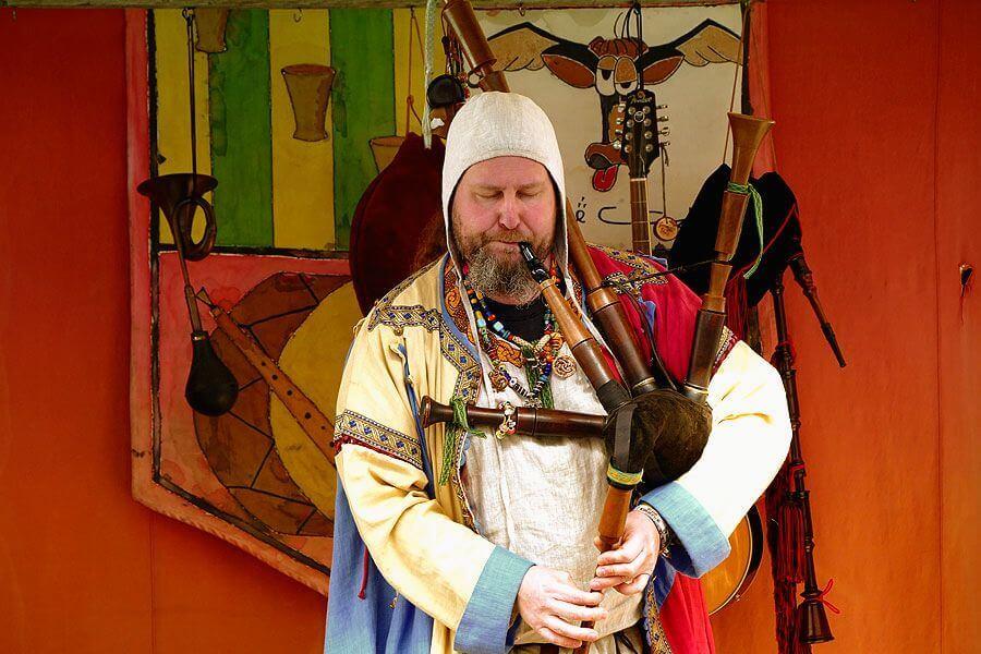 Spielmann Mittelalterfest