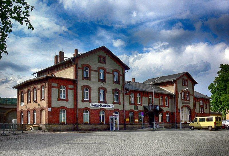 Bahnhof Freital Hainsberg