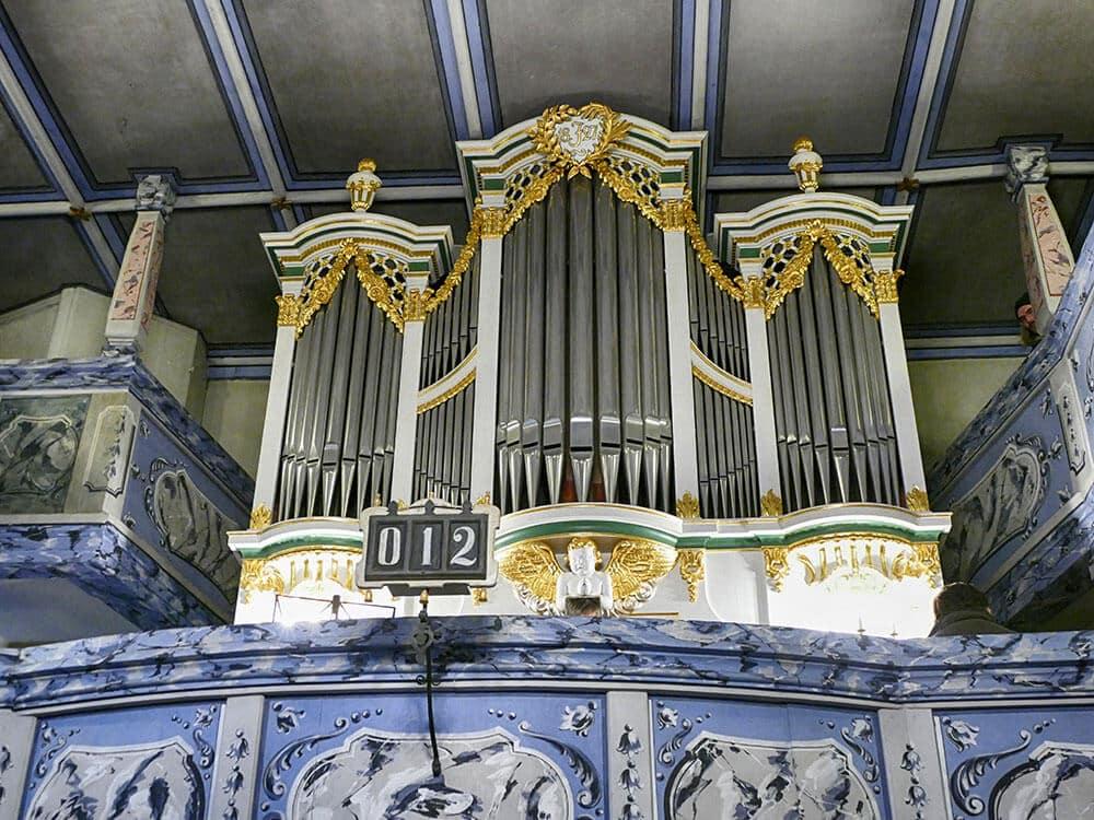 Karl-Gottlieb Jehmlich Orgel