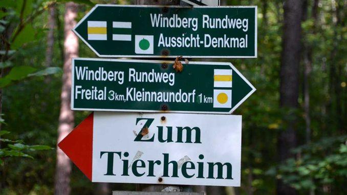 Tierheim Freital am Windberg