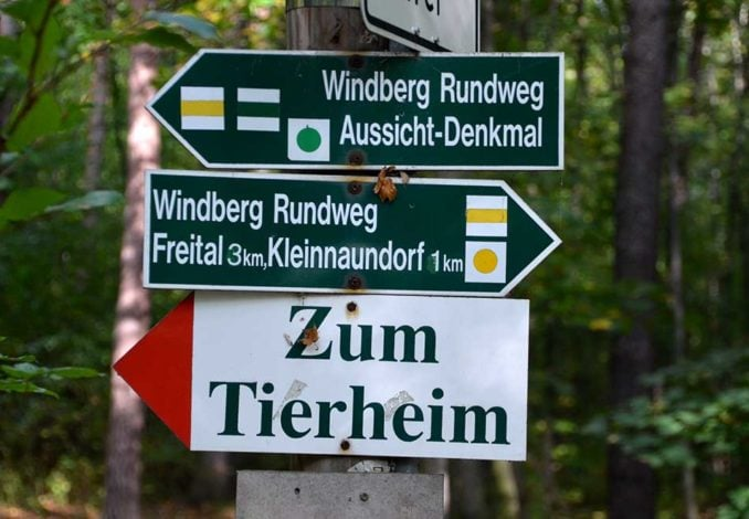 Tierheim Freital am Windberg