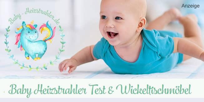 Baby Wickeltisch Heizstrahler