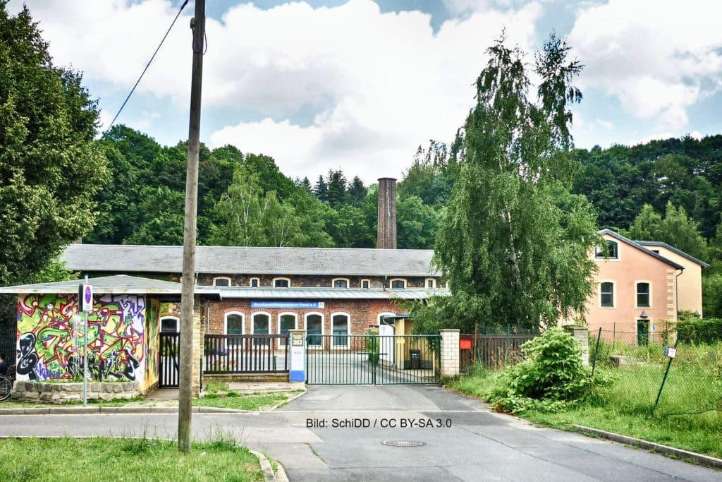 Feilenfabrik Freital - Berufsausbildungszentrum Freital (BAZ)