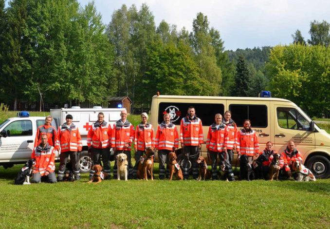Rettungshundestaffel Sächsische Schweiz Osterzgebirge
