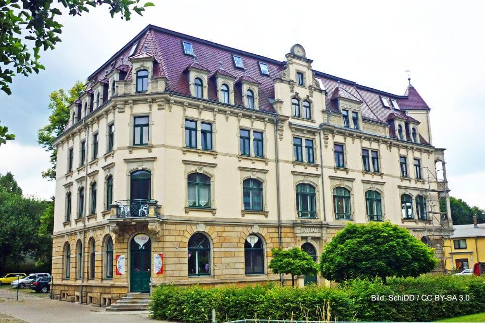 Niederhäslich Altes Rathaus