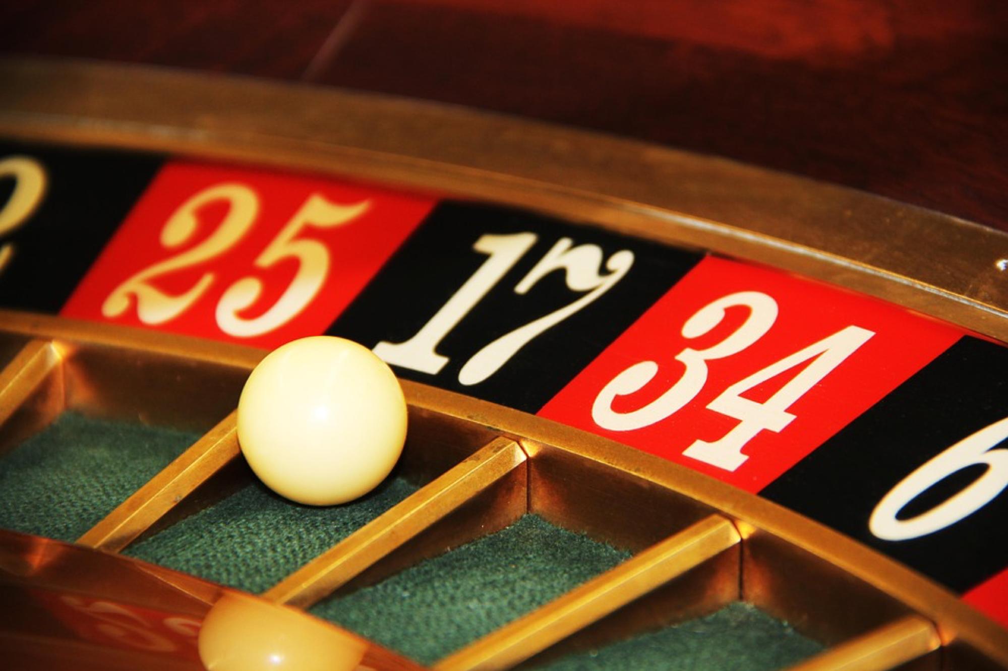 Roulette im Casino Dresden