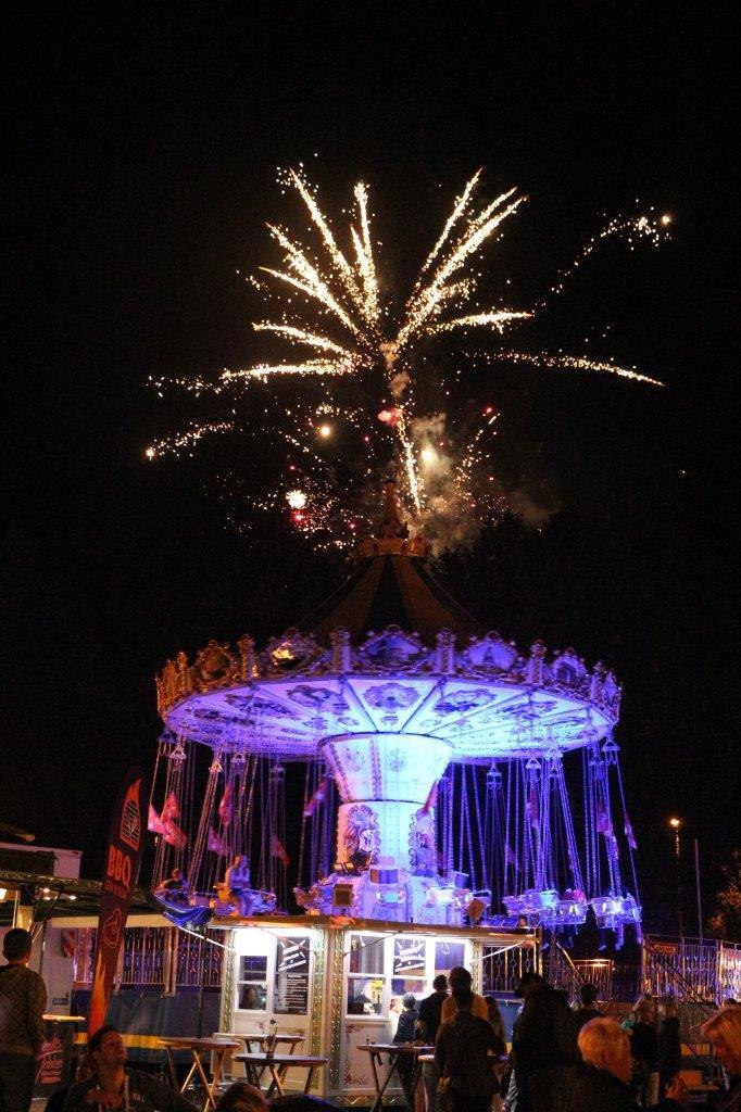 Feuerwerk Freital