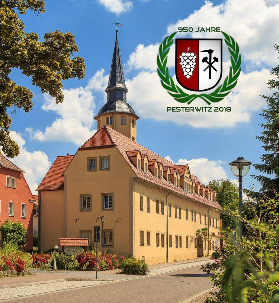 950 Jahre Pesterwitz