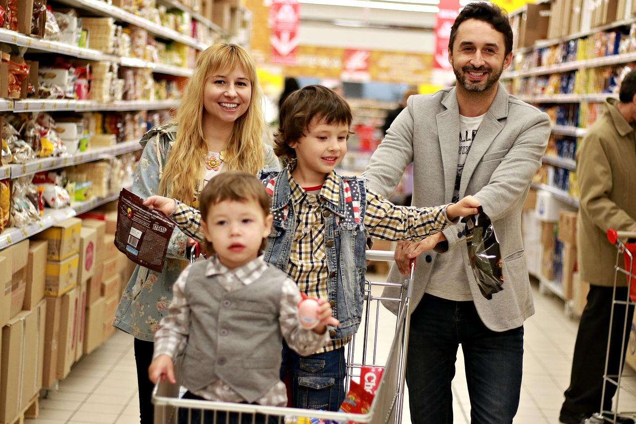 Payback Punkte in Freital / Familieneinkauf