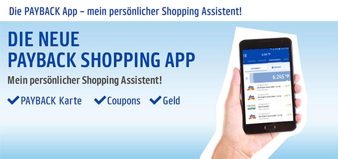 Die PAYBACK App