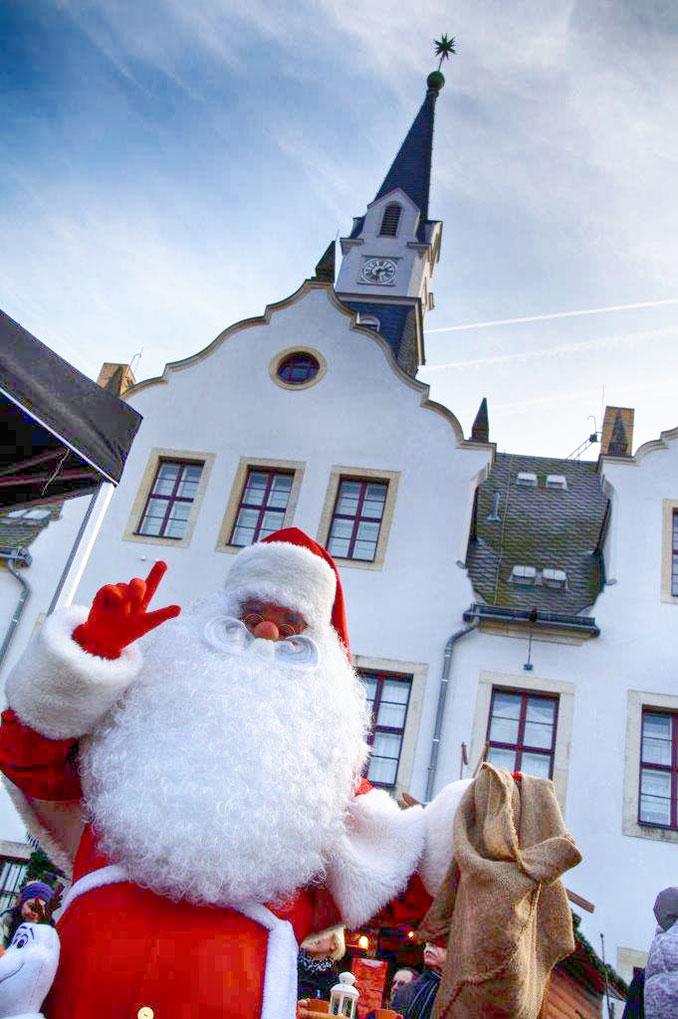 Weihnachtsmann Freital