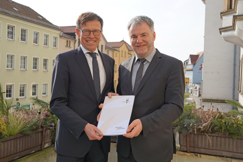 Freital hat Bewerbung für »30. Tag der Sachsen« 2021 eingereicht