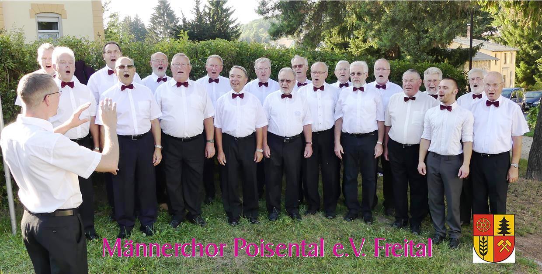 Männerchor Poisental