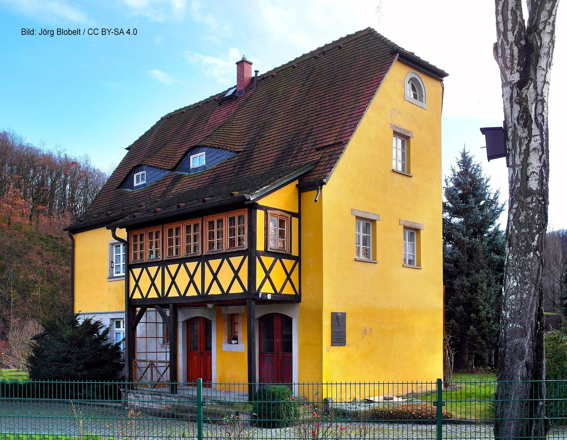 Wilhelmine Reichard Haus