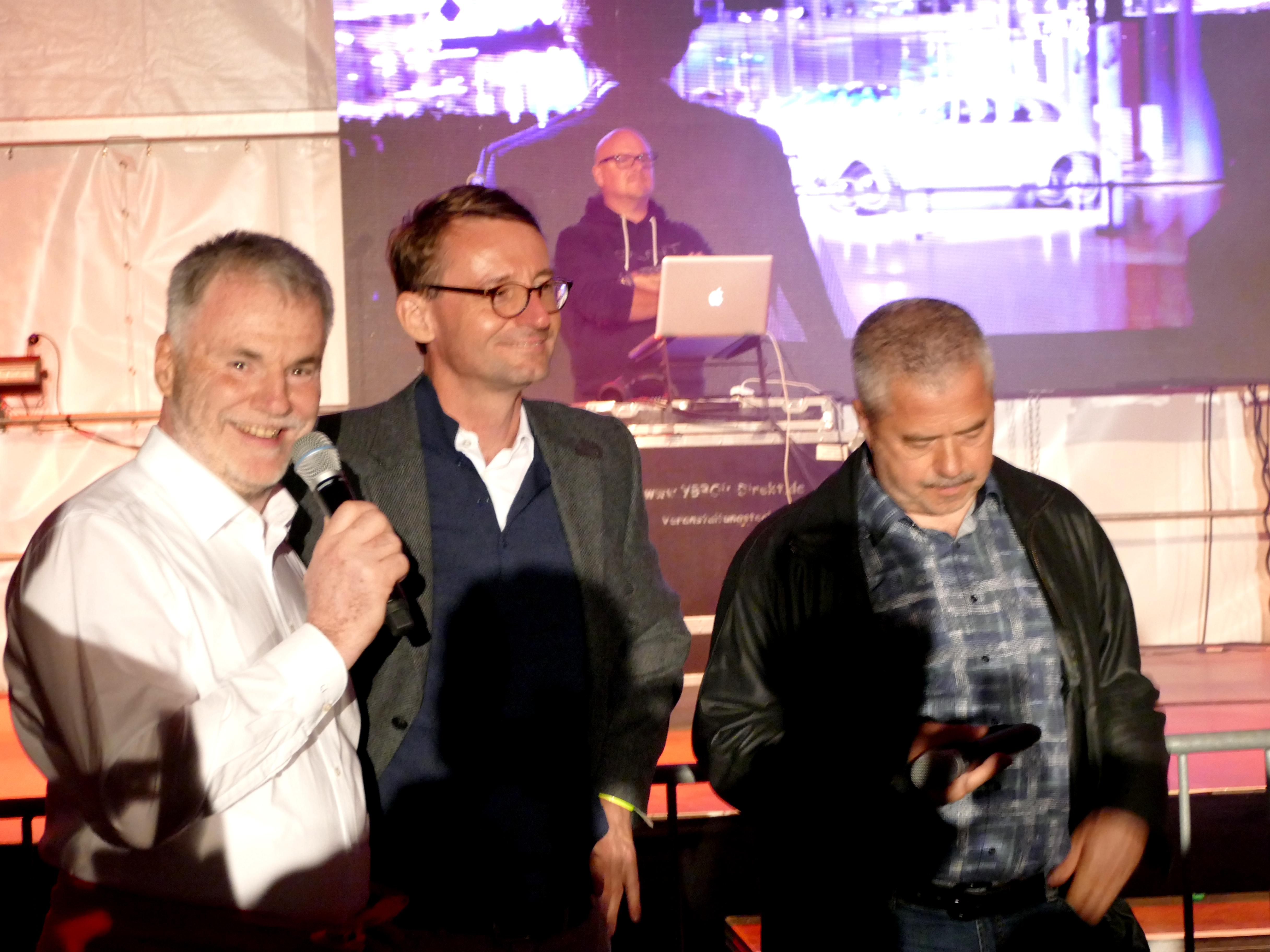 Fassanstich Windbergfest Freital 2019