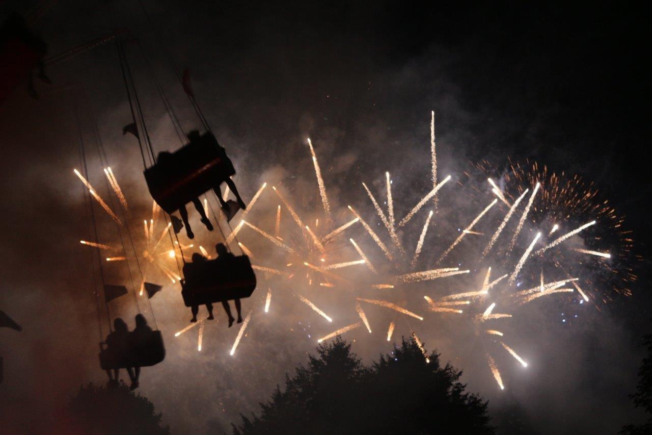 Windbergfest_Feuerwerk II