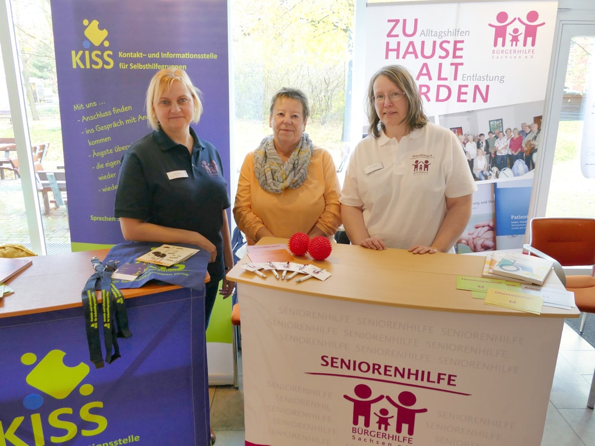Aktionstag für Demenz und Pflegebedürftigkeit