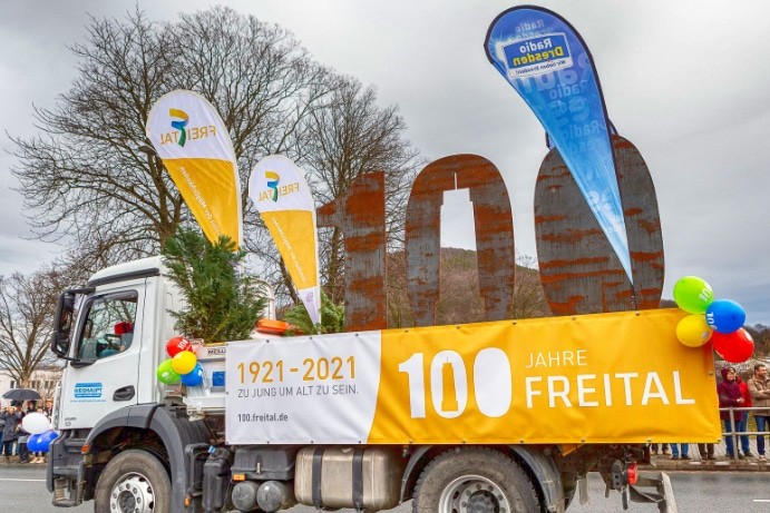 Die 100 von Freital / Bild: Tilo Harder