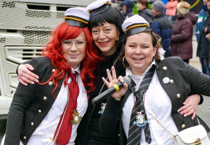 Karnevalsumzug Freital 2020