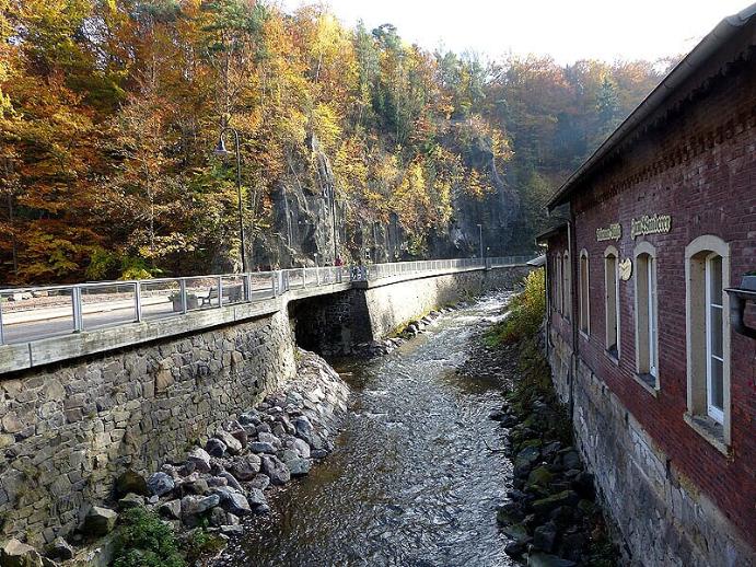 Hotel Rabenauer Mühle