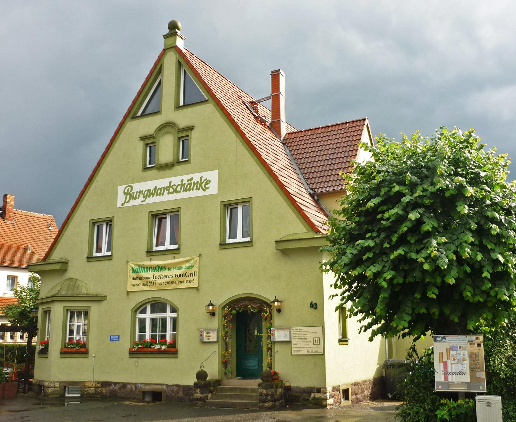Burgwartschänke
