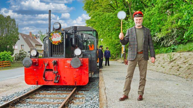 Oberbürgermeister Uwe Rumberg